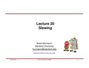 Lecture 20-Slewing