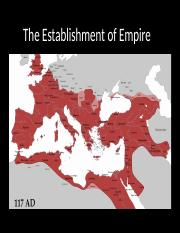 February 20 The Establishment of Empire.pptx