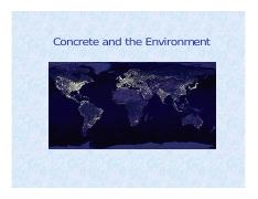 10 - Concrete and the Environment.pdf