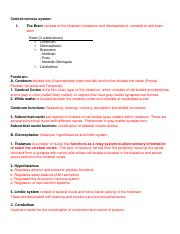 EXAM 2 part 3 2013 study guide