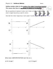 02 - Uniform Motion 2014