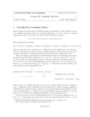 lecture20 notes