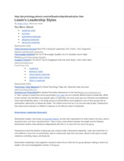 Lewin_Leadership_Styles