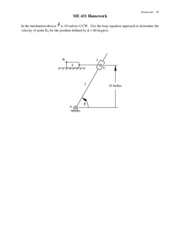 mechanical eng homework 60