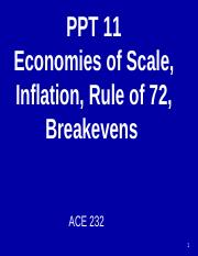 PPT 11 Economies of Scale .pptx