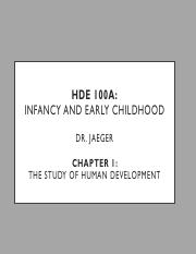 1 and 2 - The Study of Human Development.pdf