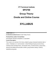 SP2750_60_One Course Model - Syllabus.pdf