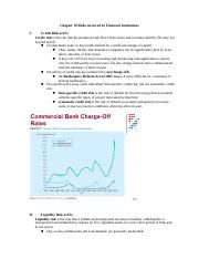 Chapter 19 Notes for Financial Systems.docx