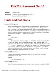 solutions 10