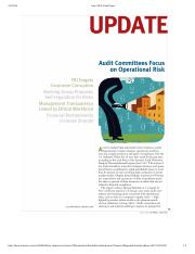 Audit Committee focus on operational risk.pdf