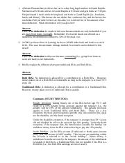 Ch 9 IRA and Travel Answer(1) (1).doc