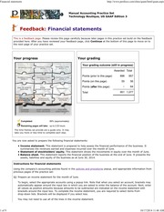 financial statements manual accounting practice set intermaweb computer. Black Bedroom Furniture Sets. Home Design Ideas