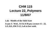 Chem 115 Lecture_22