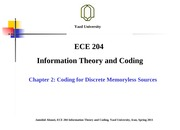 Information Theory Chapter_2
