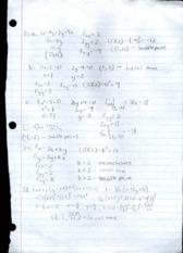 Multivariable Calculus 11.3 Homework Solutions