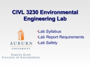 Intro and Lab Safety Fall 2015