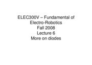 6 - Diodes