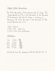 13.3 Applications of the Second Derivative