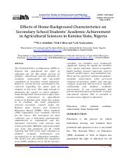 2 Effects of Home Background Characteristics on.pdf