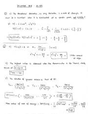 Paper Homework 8 Solutions
