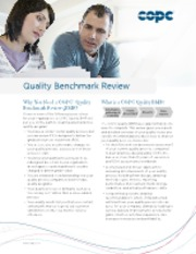 COPC Inc. Brochure_ Benchmark Review for Quality