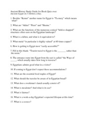 Ancient_Book_quiz_study_guide