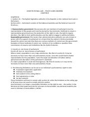 CONSTITUTIONAL LAW STUDY GUIDE ANSWERS CHAP 8(1).docx