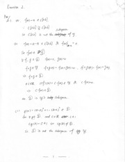 MATH 427 Fall 2010 Assignment 2 Solutions