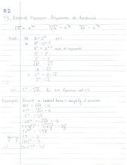 10.2, Rational Exponents