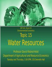 EEP101-Econ125_Topic_15_Water.pptx