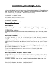 Chicago Style Cheat Sheet_Notes and Bibliography.pdf