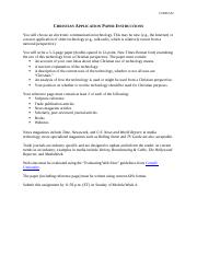 Christian_Application_Paper_Instructions-2.docx