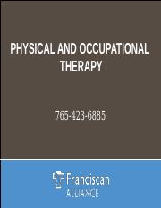 HSCI 101_16 Physical Therapy (Charters) (1).pptx