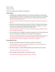 Unit 3 Lesson 6 Apply Honors Interference and Diffraction - 2.docx