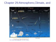 Chapter 29-Atm, Climate, and Biomes