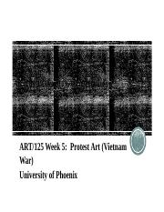 Protest Art Vietnam War.pptx