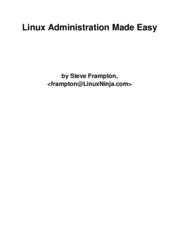 linux administration made easy