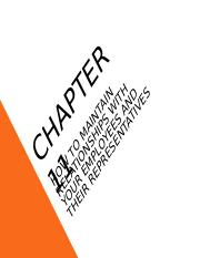 Chapter 11 - relationships with employees and their representatives.ppt