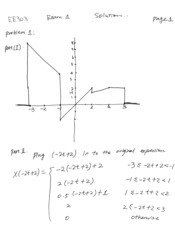 EE303_Spring2012_Exam1_Solution