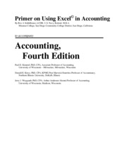 Kimmel_Accounting_4e_Excel_Primer