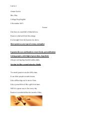 sonnet of love passion.docx