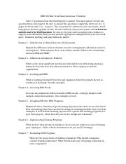 HRD 306 MidTerm Essay Exam Questions Winter 2017 Thursday  (1).docx