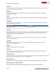 Marketing Campaign Plan Template V1.docx