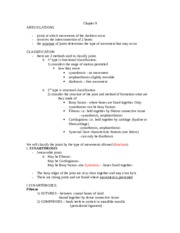 Articulations Chapter 9 lab notes-2