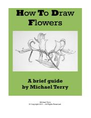 How Draw Flowers.pdf