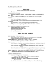 ISS 335 Study Guide for Exam 2