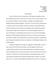 Essay about Object