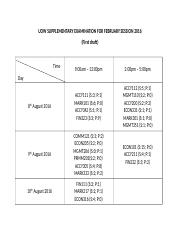UOW-SUPPLEMENTARY-EXAMINATION-FOR-FEB-SESSION-2016-2
