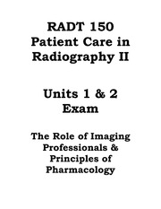 RADT_150_Unit_1_and_2_Exam