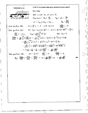 1389_Mechanics Homework Mechanics of Materials Solution
